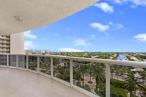 View Galt Ocean Mile condo recently sold L'Ambiance 4240 Galt Ocean Drive Unit 901