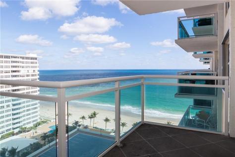 View 2 bedroom Galt Ocean Mile condo recently sold Playa del Mar Fort Lauderdale