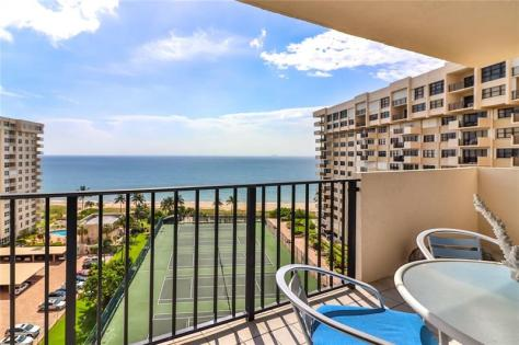 View 2 bedroom Sea Ranch Club condo for sale Lauderdale by the Sea