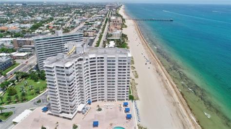 Fountainhead condominium 3900 N Ocean Drive Fort Lauderdale