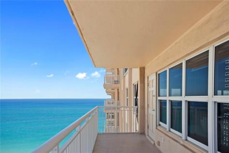 View 2 bedroom Fort Lauderdale oceanfront condo for sale Galt Ocean Mile