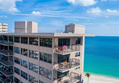 View Galt Ocean Club 3800 Galt Ocean Drive condo just listed for sale Penthouse 5 & 6