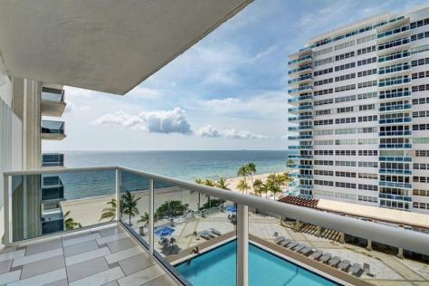 View Galt Ocean Mile condo recently sold Playa del Sol 3500 Galt Ocean Drive Fort Lauderdale