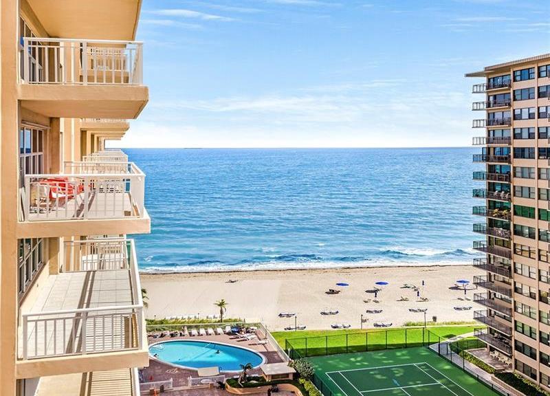 View Regency Tower 3850 Galt Ocean Drive Fort Lauderdale condo for sale