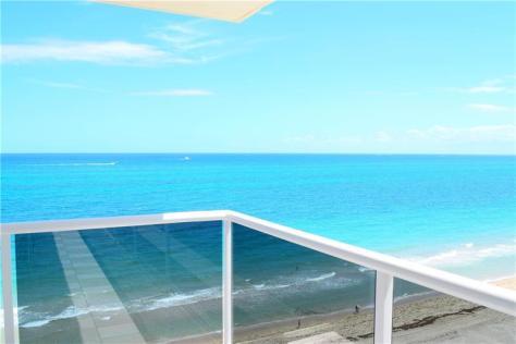 View 3 bedroom Galt Ocean Mile condo sold 2018 Playa del Sol 3500 Galt Ocean Drive Fort Lauderdale - Unit 901