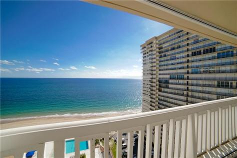 View 3 Bedroom Galt Ocean Mile condo sold 2018 Plaza East 4300 N Ocean Blvd Fort Lauderdale