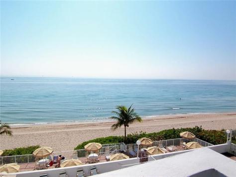 View 2 bedroom Galt Ocean Mile condo recently sold Galt Towers 4250 Galt Ocean Drive Fort Lauderdale - Unit 3U