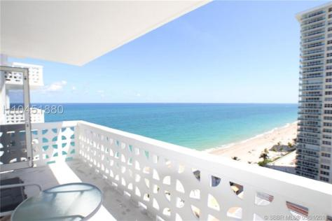 View Galt Ocean Mile condo for sale Ocean Summit 4010 Galt Ocean Drive Fort Lauderdale