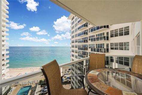 View Galt Ocean Mile condo for sale Royal Ambassador 3700 Galt Ocean Drive Fort Lauderdale