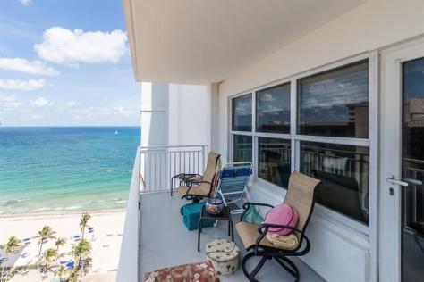 View Galt Ocean Mile condo recently sold Regency Tower South 3750 Galt Ocean Drive Unit 1708
