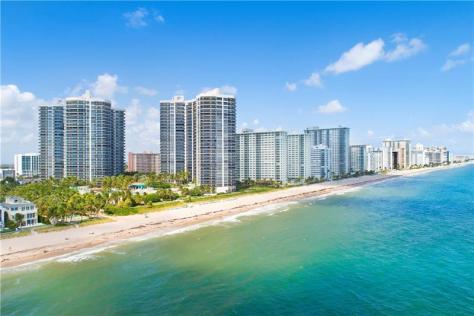View Galt Ocean Mile condominium L'Hermitage 3100 -3200 N Ocean Blvd Fort Lauderdale