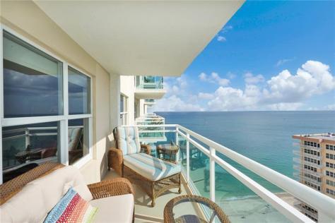 View Galt Ocean Mile condo recently sold Playa del Mar 3900 Galt Ocean Drive Fort Lauderdale Unit 2404