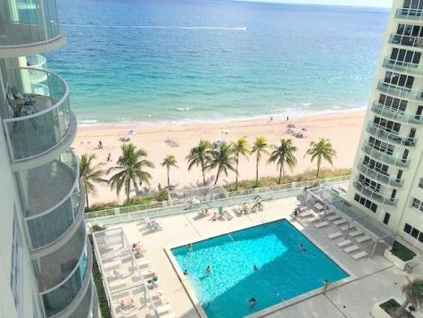 View 1 bedroom Galt Ocean Mile condo for sale Southpoint 3400-3410 Galt Ocean Drive Fort Lauderdale