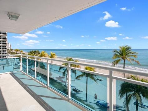 View 2 bedroom oceanfront condo for sale here on Galt Ocean Mile