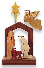 art jerry_krider small nativity