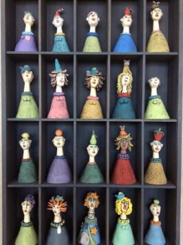 Art Kim Rorick 2015 Little People in display box