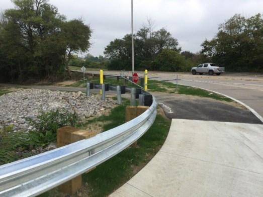 Connect Greenway @ Lower Huntington near Tillman