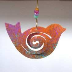 Art Jordan Jewelry 2012 Ornament bird