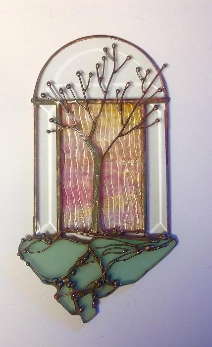 Art Artifacts Glass Studio Tree 6