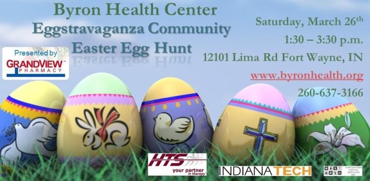 Easter Egg Hunt 2016 banner sponsors