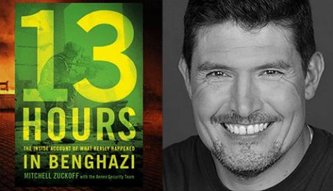 13 Hours book cover - kris headshot