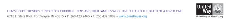 Erin's House Helps Grieving Families Celebrate The Holidays