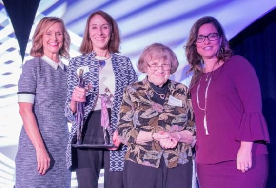 2018 Diane Humphrey Award Receipient, Kathy Callen