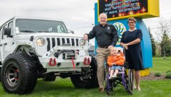 Annual Classic Car Raffle Creates Possibilities At Turnstone