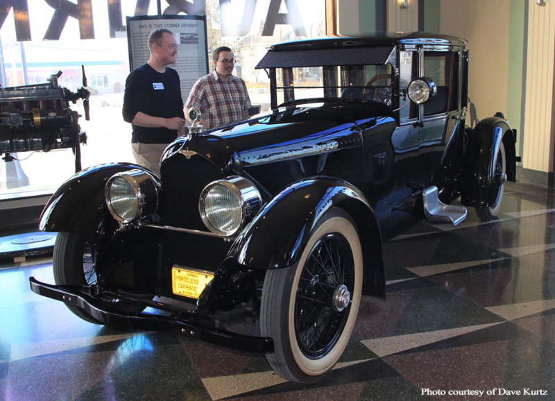 Museum Receives The First Duesenberg Passenger Vehicle Ever Sold To The Public
