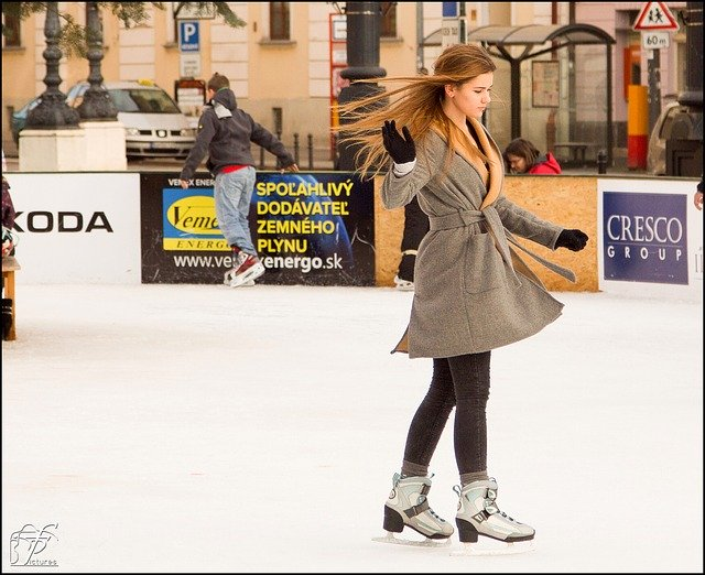 Headwaters Park Ice Rink Honors 34,000th Skater Of Season