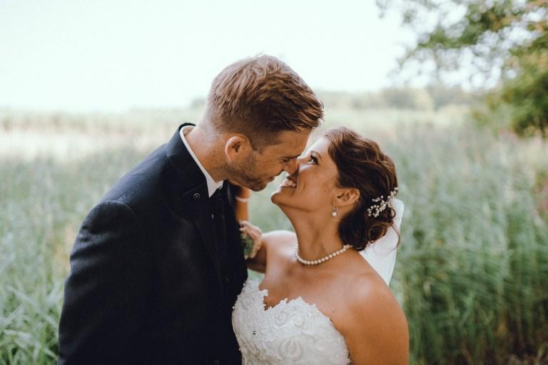 Saskia & Andi feiern Hochzeit