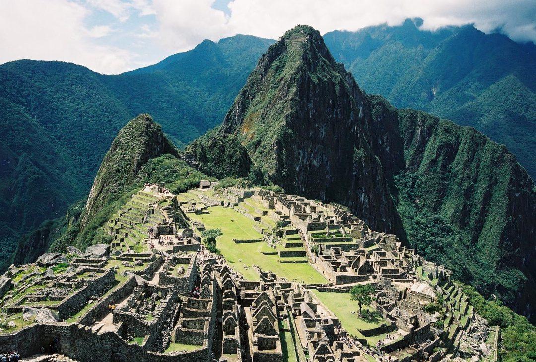 machu picchu - Licuado de Piedras. ¿ el secreto de las pirámides ?