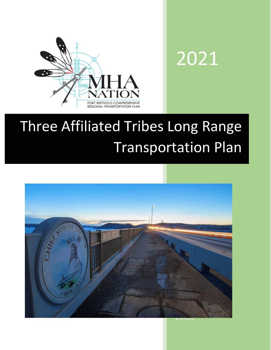 Final 2021 MHA Long Range Transportation Plan