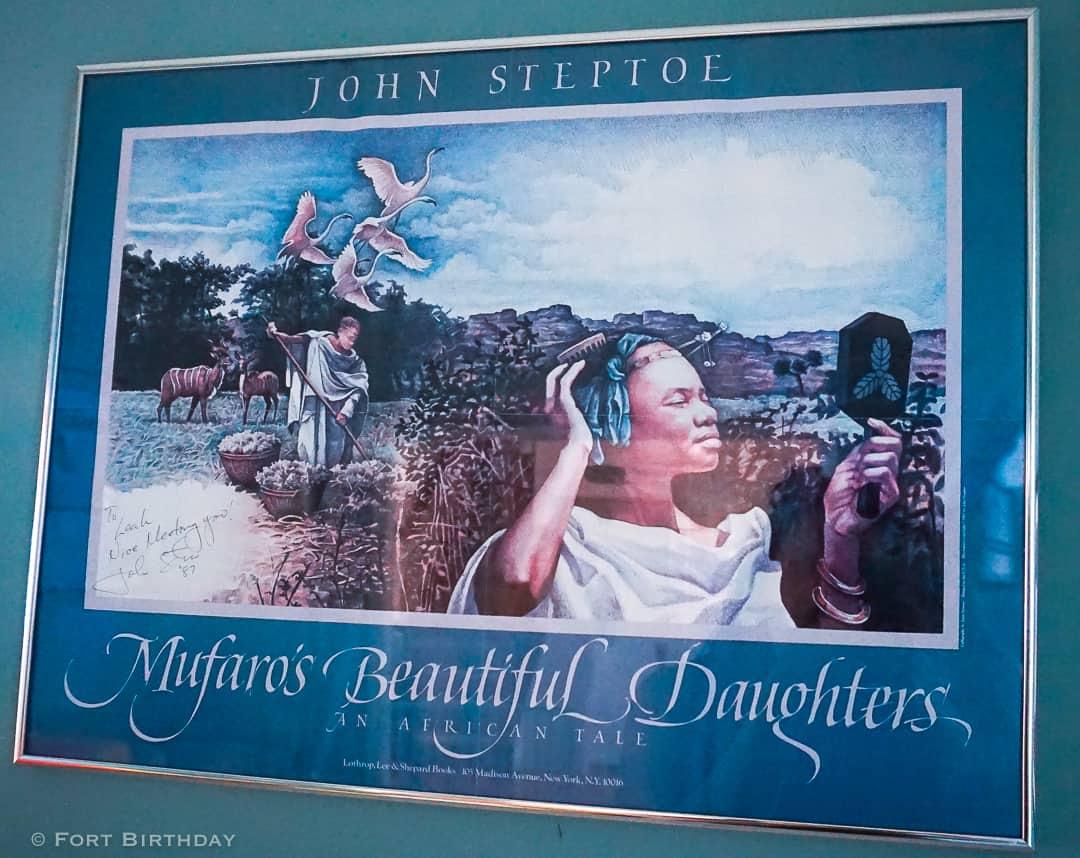 Mufaro S Beautiful Daughters A Folktale From Zimbabwe By