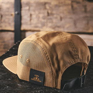 Lean-to Hat