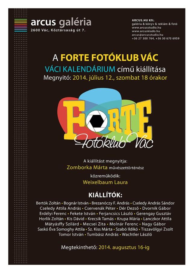 FORTE FOTOKLUB_A3_plakat