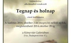 TEGNAP és HOLNAP