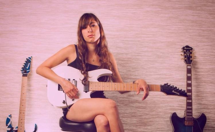 Nili Brosh's third studio concept album, Spectrum, is one to be admired