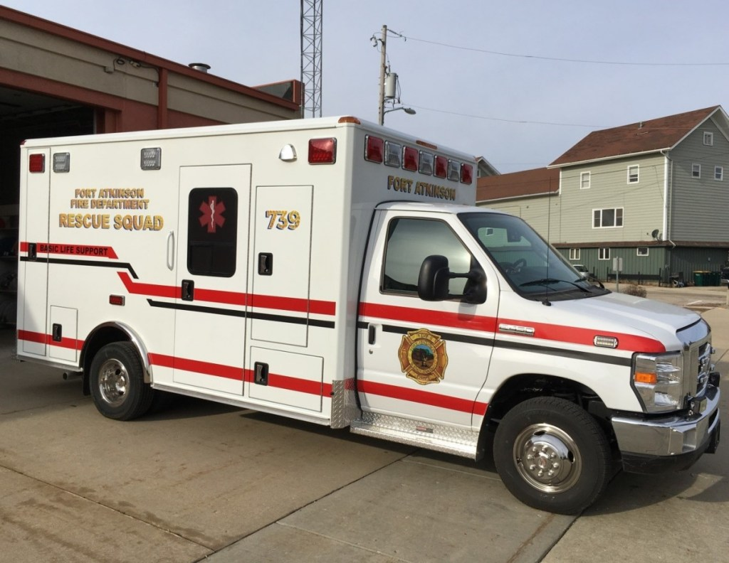 Ambulance for better EMS Services