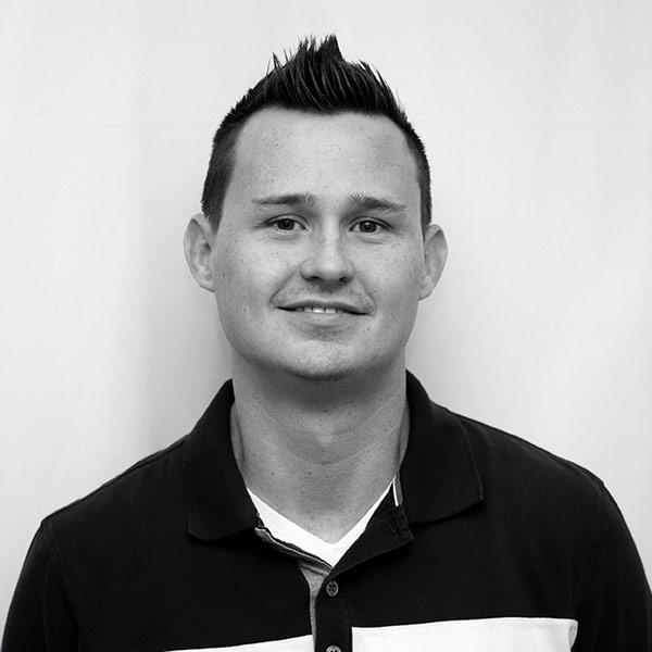 Chad Ostroff, Senior Developer