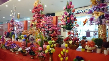 Fake Flowers @ Pontianak