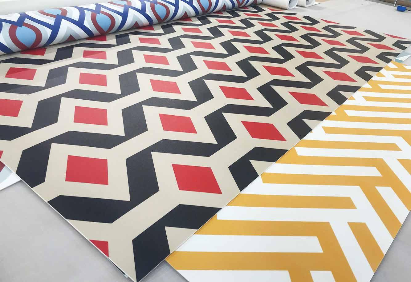 patterned vinyl flooring 30 new