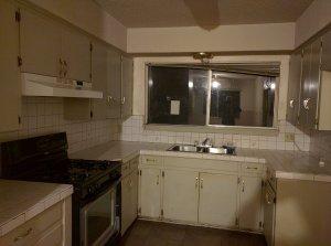 kitchen image before renovation