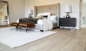 Chene Lambrusco Wood Floor in bedroom