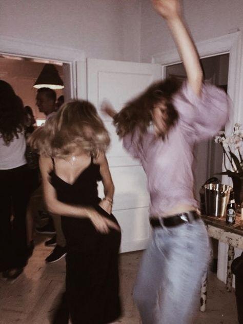 blurry photo of dancing