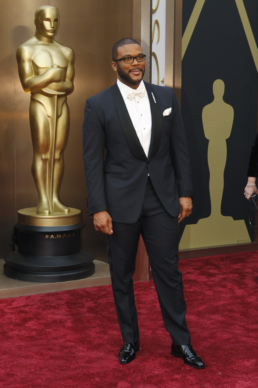 Menswear Monday Oscars Fashion