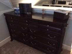 AFTER: View of Dresser
