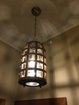 Semi-Homemade Light Fixture