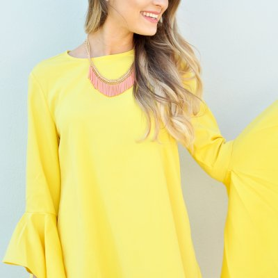 Yellow & Bright
