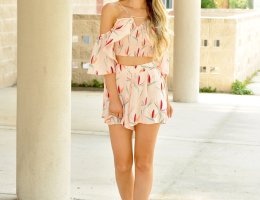The Cutest Summer Two-Piece EVER